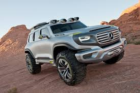 mercedes vehicles mercedes unveils fuel cell powered ener g suv at the