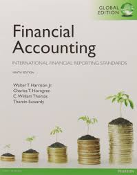 financial accounting international financial reporting standards