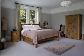 Elegant Bedroom Furniture Halifax The Georgian Panel Plank Bed No Footend By Indigo Furniture