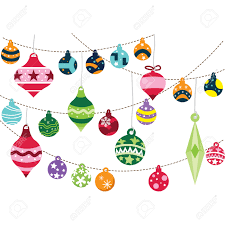 christmas ornaments royalty free cliparts vectors and stock
