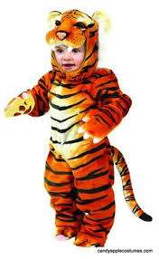 Baby Tiger Costumes Halloween Deluxe Toddler Tiger Costume Candy Apple Costumes Kids U0027 Animal