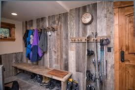 antique barnwood wall paneling gray rustic salt lake city