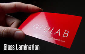 Matt Laminated Business Cards Printing Finishes From Our Luton Print Shop For Gloss Laminated