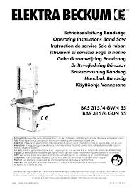 metabo saw bas 315 4 gwn 55 pdf user u0027s manual free download u0026 preview