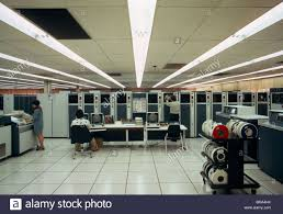 1970 1970s retro computer room stock photo royalty free image