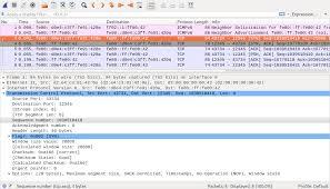Tcp Flags сетевое программирование Tcp Http сервер