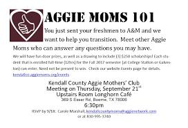 our club u0027s schedule of events u2013 kendall county aggie moms u0027 club