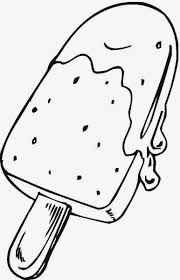 top 10 easy summer ice cream coloring pages for kindergartens