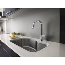 Rohl Kitchen Faucets by Moen 7565srs Align Spot Resist Stainless Pullout Spray Kitchen