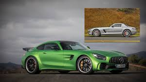 mercedes supercar how the mercedes benz sls amg evolved into the mercedes amg gt