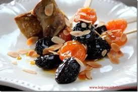 cuisine algerienne recette ramadan tajine lahlou lham lahlou les joyaux de sherazade