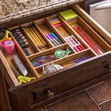 Wood Desk Drawer Organizer Drawer Organizers You U0027ll Love Wayfair