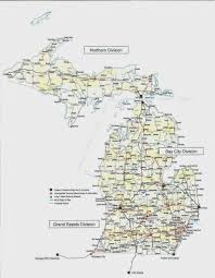 Cities In Michigan Map by Michigan Interstate St Clair Sub July 2014