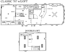 Rv Port Home Floor Plans by Whats New New Floorplans By Highland Ridge Rv Via Floorplans