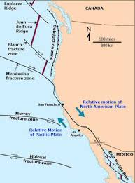 physical map of oregon juan de fuca plate sciency thoughts july 2017