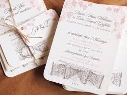 Winery Wedding Invitations Vineyard Wedding U2013 Paper Pleasures Wedding Stationery