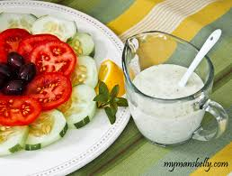 creamy feta vegetable dip recipe my man u0027s belly