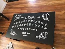 Ouija Coffee Table by Brummed Out Birmingham The Good The Bad And The Ugly