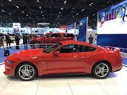 mustang gt2 2018 mustang gt s tach reveals 7 500 rpm redline expect