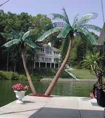 Palm Tree Patio Umbrella Outdoor Artificial Palm Trees Residential Portfolio For Tropical