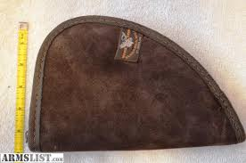 Pistol Rug Armslist For Sale Suede Leather Pistol Rug