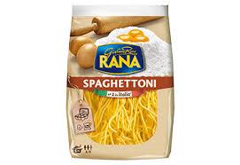 sede rana spaghettoni p磚tes lisses classique