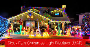 western mall christmas lights sioux falls great places to see sioux falls christmas lights print map