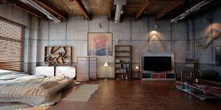 Simple Modern Industrial Interior Design Definition Home Decor