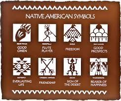 native american symbols eve warren a history of scouting