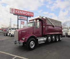 kenworth for sale dump trucks for sale 2011 kenworth dump truck t800 for sale