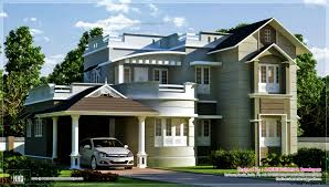 New Contemporary Style House In Kerala New Homes Designs Bowldert Com
