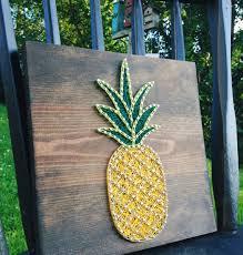 string art string art pineapple pineapple string art nail art