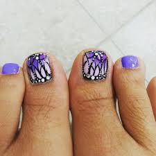 luxury funky toe nail designs