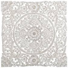 white carved wall decor snoozefest wall decor