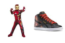 Iron Man Halloween Costume Kid U0027s Shoes Match 2016 U0027s Popular Halloween Costumes