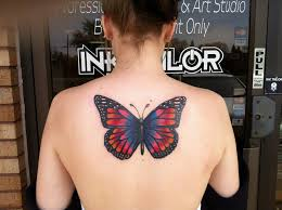 butterfly back best design ideas