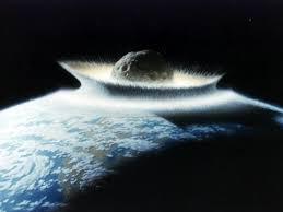 Space Asteroid Impact Jpg