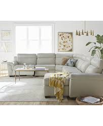 sofa bed recliner julius leather power reclining sectional sofa collection