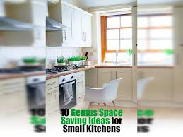 how to use small kitchen space 10 genius space saving ideas for small kitchens