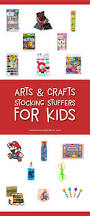 stocking stuffer ideas for baby toddler kids art and craft
