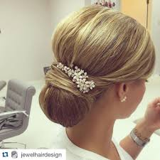 Elegant Bridal Hairstyles by Our Gold