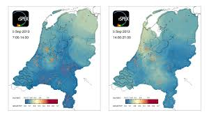 Accurate Map Of The World Dutch Citizen Science Network Produces Accurate Maps Of