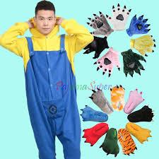 Cheap Halloween Costumes Pajamas Minions Minion Onesies Animal Costume Kigurumi Pajamas
