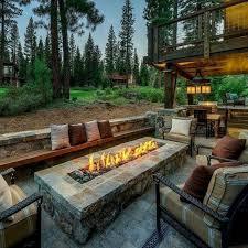 Cheap Firepit Wonderful Cheap Pit And Backyard Landscaping Ideas