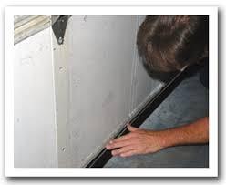 Garage Door Strip Seal by Garage Door Threshold Brush Weatherseal