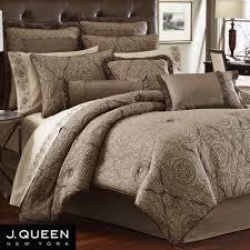 villeroy medallion comforter bedding by j queen new york