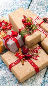 christmas gifts wallpaper mobile wallpaper phone background
