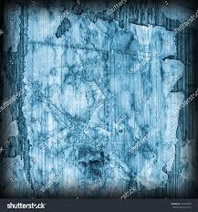 Scratched Laminate Flooring Old Blue Laminated Flooring Varnished Wood Stock Photo 373255969
