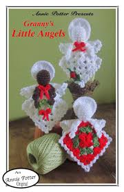 483 best crochet christmas angel images on pinterest