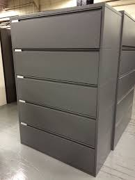 Meridian Lateral File Cabinet Picture Of 5 Drawer Herman Miller Meridian Lateral File